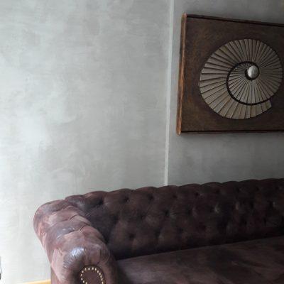 A.T. Klinik ( Akaretler ) - Dekoratif Beton